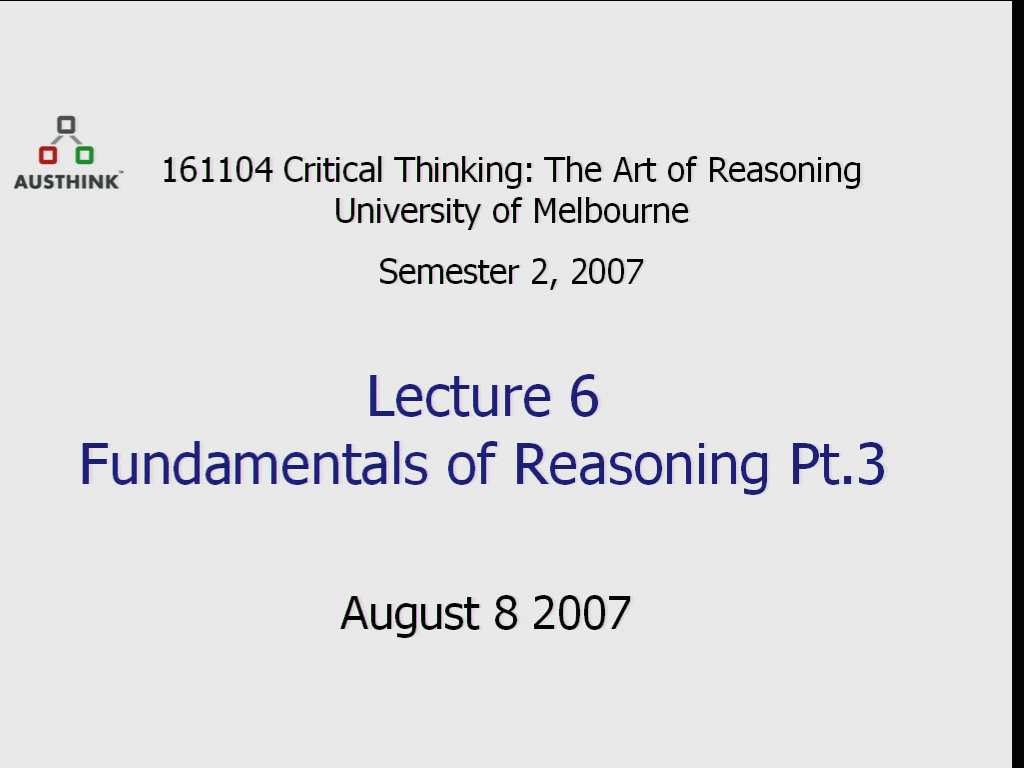 critical thinking argumentative essay